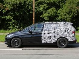 Salon de Paris 2014 – BMW Série 2 Gran Tourer : la béhème de la famille