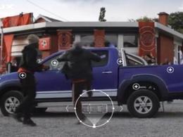 Toyota retire une publicité mettant en scène des hooligans