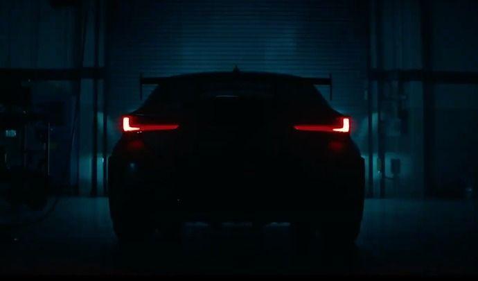 Lexus : la RC F Track Edition se fait entendre