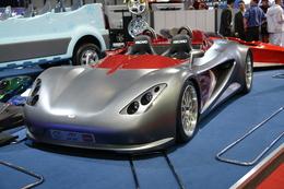 Espera Turbo S20. La caisse à Chapatte