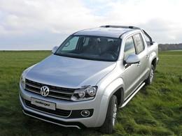 Le Volkswagen Amarok préparé par Oettinger