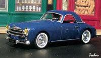 Miniature : 1/43ème - SIMCA coupé 8 Sport