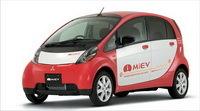 Mitsubishi lancera la i-Miev en France fin 2010, présentation en cours !