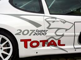 Peugeot a déjà vendu cent 207 S2000