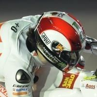 Moto GP - Honda: De l'énergie pour Simoncelli