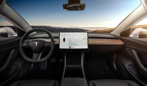 Allemagne: son permis suspendu après l'utilisation de l'écran tactile de sa Tesla