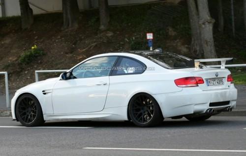 [Vidéo] Mais que cache cette mystérieuse BMW M3 sur le Nürburgring?