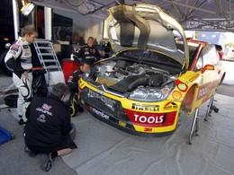 Petter Solberg en WTCC en 2011?