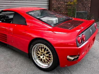 Un prototype de Ferrari Enzo à vendre, la M3!