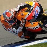 Moto GP - Espagne Qualification: Casey Stoner à nouveau en pole