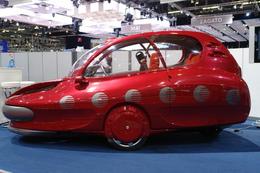 Assystem CityCar par Sbarro