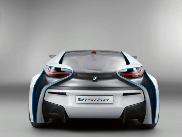Future BMW i8