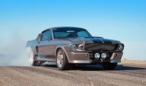 La Mustang Eleanor de 60 secondes chrono à gagner à la loterie