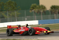 Tests Champ Car: Bourdais en forme