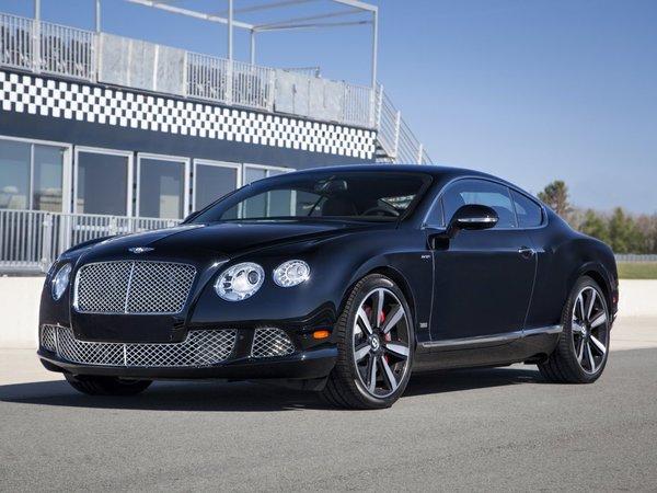 Bentley lance six séries spéciales