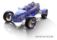 Roadster novateur : le miroir de la transparence