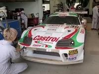 Disparue il y a 12 ans, l'iconique Toyota Castrol TOM'S Supra refait surface