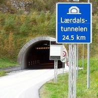 Réponse à la question du jour n°34 : quel est le plus long tunnel routier du monde ?