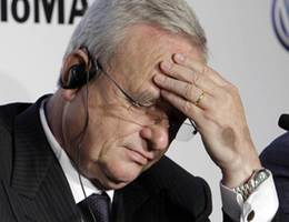 Volkswagen: la justice ne lâche pas Winterkorn