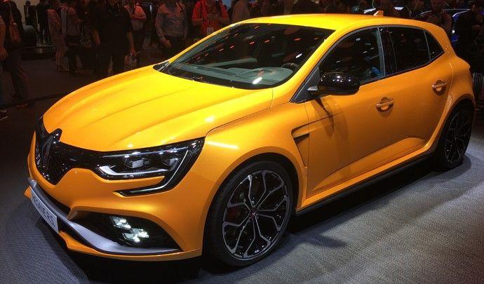 Salon de Francfort 2017 : Mégane RS, VW Polo, Citroën C3 Aircross, les nouveautés incontournables en vidéo