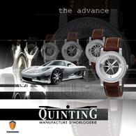 Une montre exclusive pour la clientèle Koenigsegg