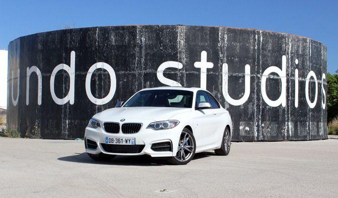 La prochaine BMW Série 2resterait en transmission arrière