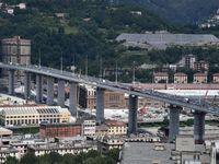 Italie: Gênes inaugure son nouveau pont, deux ans après le drame