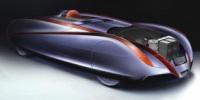 Morgan concept LifeCar : c'est parti pour un tour, l'hydrogène toute !