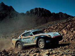 La Porsche 959 remporte le Dakar... en 1986