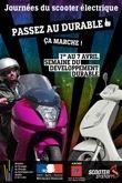 Journées du scooter électrique : Du 1er au 7 Avril