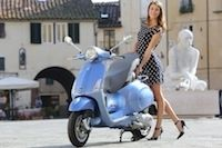 Piaggio/Vespa : offre de financement et promotions jusqu'au 30 juin