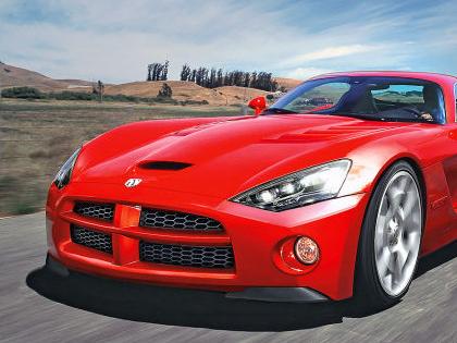Future Dodge Viper: comme ça?