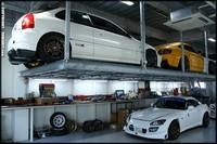 La visite du garage Japonais Type One..