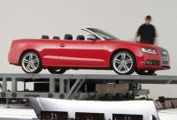 Audi S5 cabriolet : comme ça ?