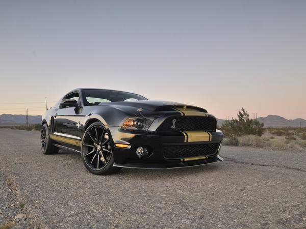 Trois versions spéciales de la Ford Mustang pour fêter les 50 ans de Shelby