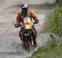 KTM ne sera pas au prochain Dakar en Amérique du Sud