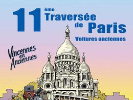 11ème Traversée de Paris le 16 janvier 2011