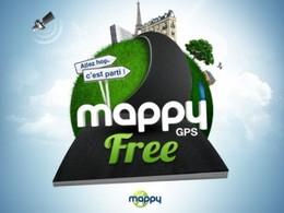L'application Mappy GPS gratuite sur itunes