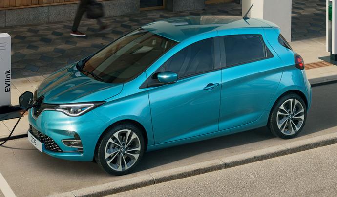 Chez Renault, la Zoé devient la voiture la plus vendue aux particuliers