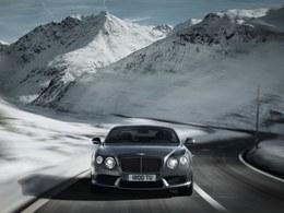 Bentley prêt pour l'hybride
