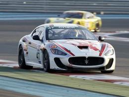 UAE GT Championship - Le point à mi-championnat