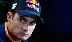 MotoGP: le retraité Dani Pedrosa victime d'une double fracture de fatigue