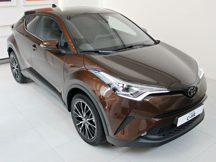 Présentation vidéo - Toyota C-HR : que reste-t-il à Lexus ?