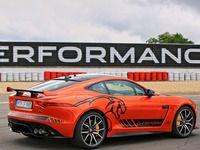 Jaguar : la F-Type SVR, nouveau taxi du Nürburgring