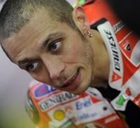 Moto GP - Espagne: Les mots entre Valentino Rossi et Casey Stoner