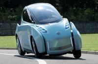 Le Nissan Land Glider en série ? C'est possible !