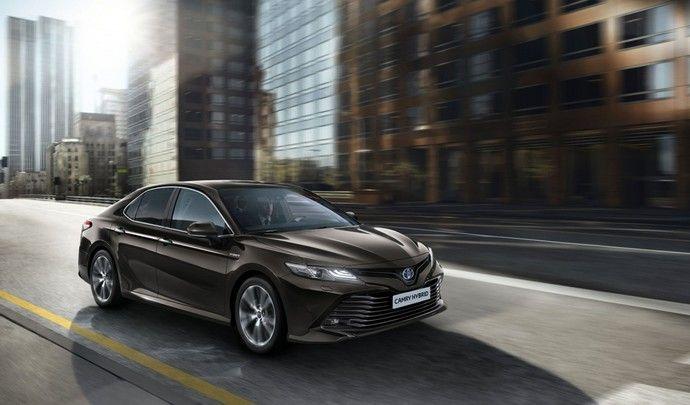 Toyota Camry (2019) : à partir de 36900€