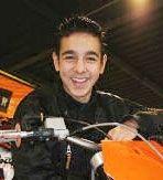 Vongsana participe à son premier Grand-Prix