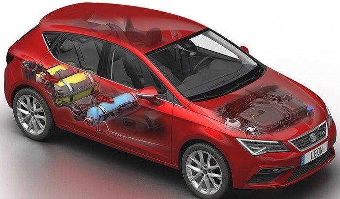 Seat Leon TGI (gaz naturel) : à partir de 25990€
