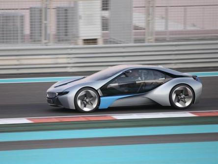 La future BMW i8 surprise?